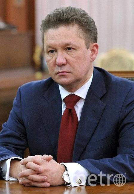 Алексей Миллер. Фото Wikipedia/kremlin.ru