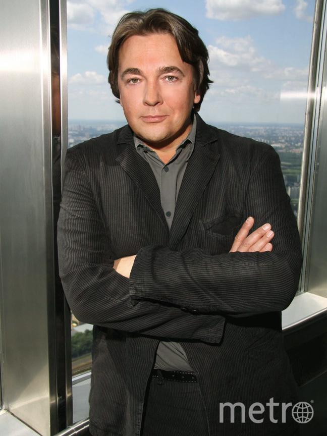 Константин Эрнст. Фото Wikipedia/Первый канал