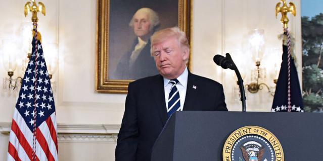 Президент США Дональд Трамп выразил соболезнования в связи с расстрелом людей у казино в Лас-Вегасе.