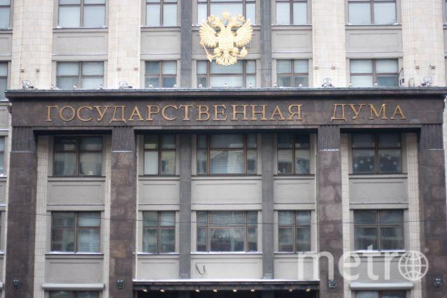 """Государственная Дума. Фото Андрей Свитайло, """"Metro"""""""