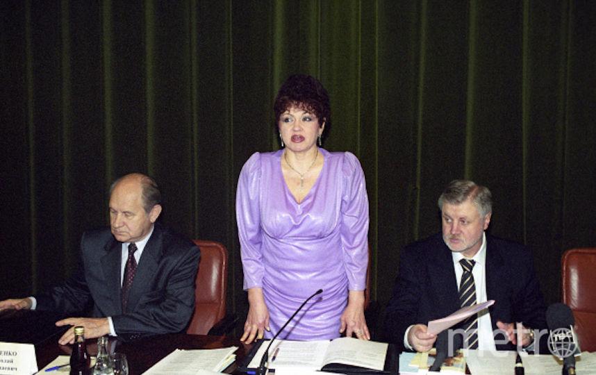 Валентина Петренко. 2002 год. Фото РИА Новости