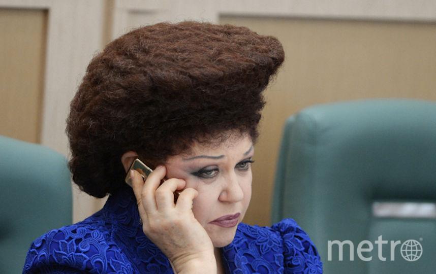 Валентина Петренко. 2013 год. Фото РИА Новости