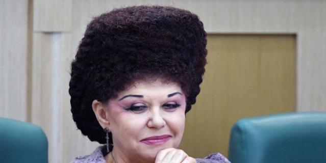 Валентина Петренко. 2016 год.
