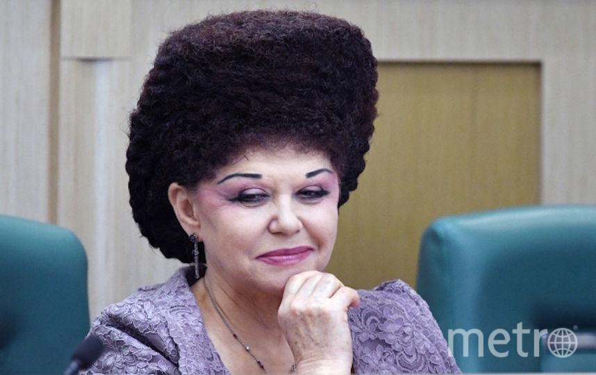 Валентина Петренко. 2016 год. Фото РИА Новости