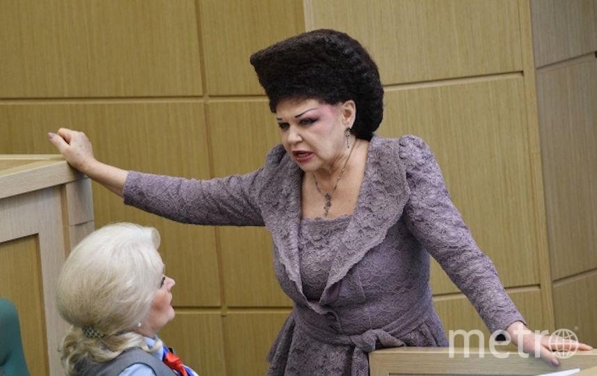 Валентина Петренко. 2017 год. Фото РИА Новости