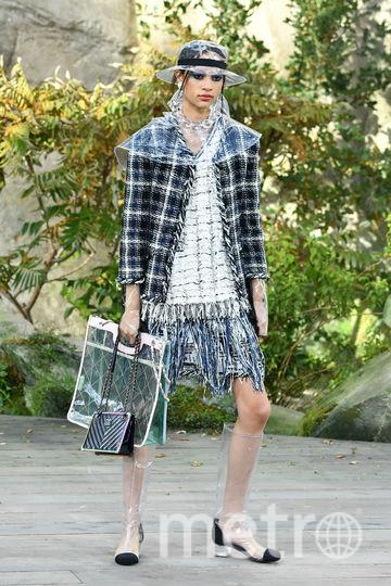 Неделя моды в Париже. Фото Getty