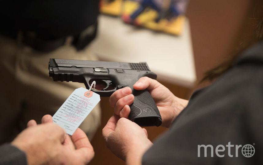 Оружие в США. Фото Getty