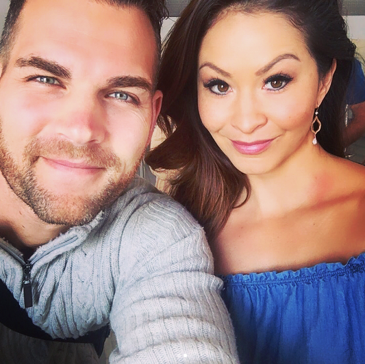 Джессика О'Рейли с мужем. Фото www.instagram.com/sexwithdrjess