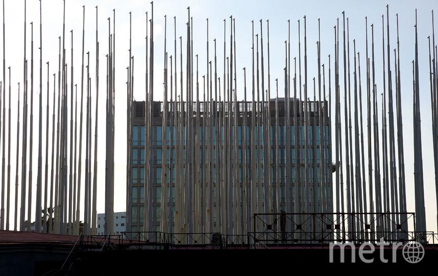 Власти США поведали  опричине вероятностного  сокращения персонала кубинского консульства