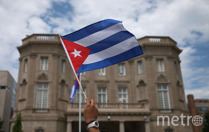 Посольство Кубы в Вашингтоне. Фото Getty