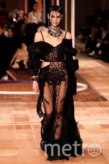 """Неделя моды в Париже: фото самых """"голых"""" нарядов. Фото AFP"""