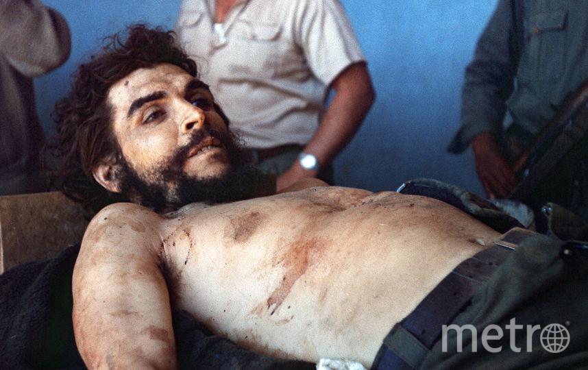 Че Гевара. Фото AFP