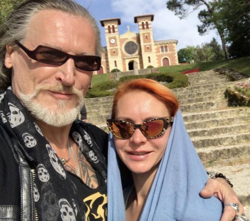Никита Джигурда и Марина Анисина, фотоархив.