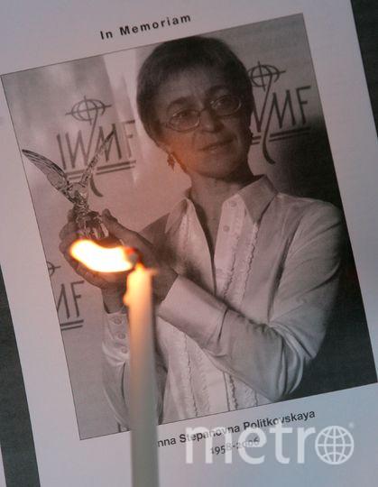 Впервый раз с2006 года вПетербурге запретили акцию памяти Анны Политковской