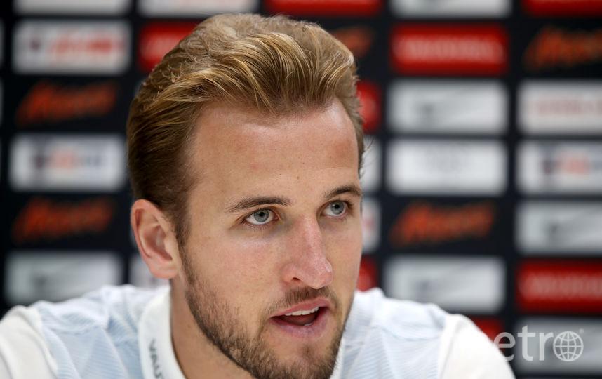 Кейн поведёт за собой сборную Англии. Фото Getty