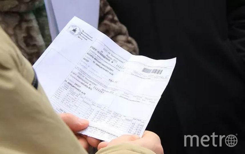 Двухлетняя девочка задолжала за капремонт 10 тысяч рублей. Фото Фотоархив.