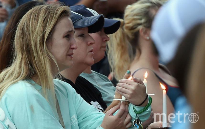 В результате стрельбы в Лас-Вегасе погибли 59 человек. Фото Getty