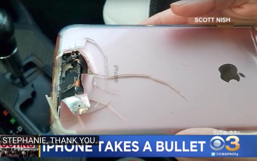 iPhone спас жизнь 33-летней женщины. Фото Скриншот Youtube