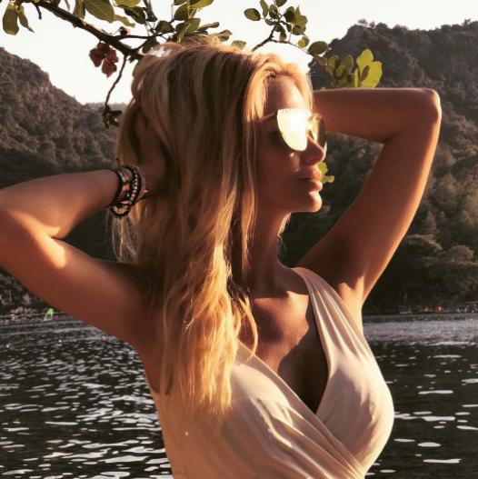 Виктория Лопырёва. Фото Instagram Виктории Лопырёвой.