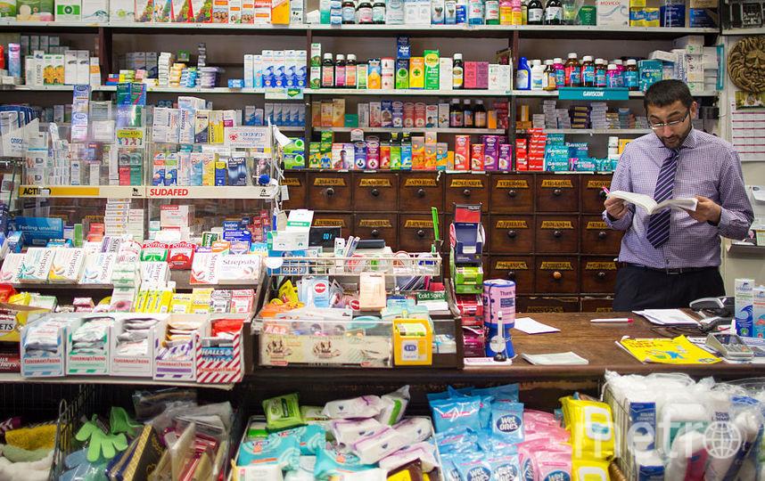 В России могут начать продавать лекарства в супермаркетах. Фото Getty