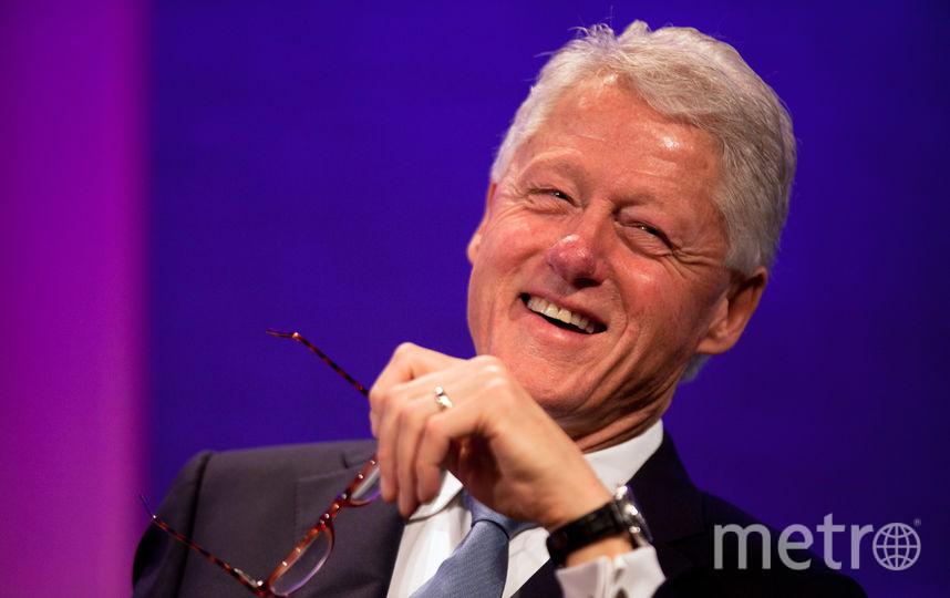 Билл Клинтон. Фото Getty