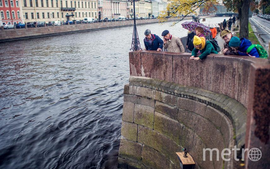 Чижик-Пыжик в Сантк-Петербурге. Фото Гринпис Россия