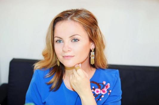 Юлия Проскурякова. Фото Instagram Юлии Проскуряковой.