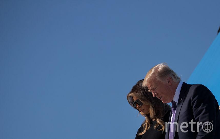 Наряд Меланьи Трамп «воблипку» вызвал шквал критики