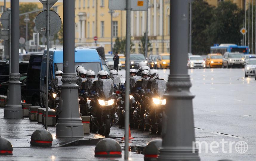 """Визит саудовского короля в Москву. Фото Василий Кузьмичёнок, """"Metro"""""""