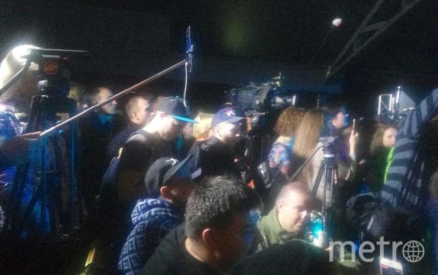 """В Петербурге завершается первый политический рэп-баттл. Фото Наталья Сидоровская, """"Metro"""""""
