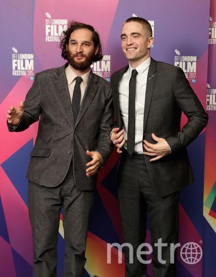 Роберт Паттинсон и Джошуа Сэфди. Фото Getty