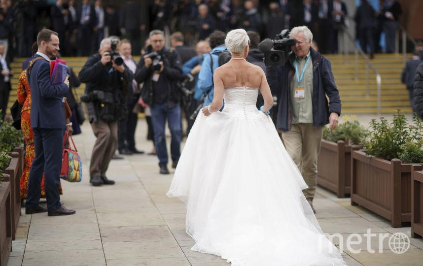 Невеста изменила своему жениху прямо перед свадьбой. Фото Getty