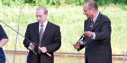 Президенту РФ Владимиру Путину - 65: редкие фото российского лидера