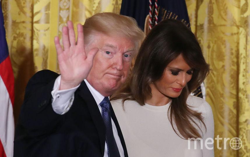 В Белом доме