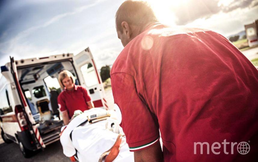 """В Петербурге """"скорая"""" не успела приехать к умирающей пациентке из-за митинга. Фото Getty"""