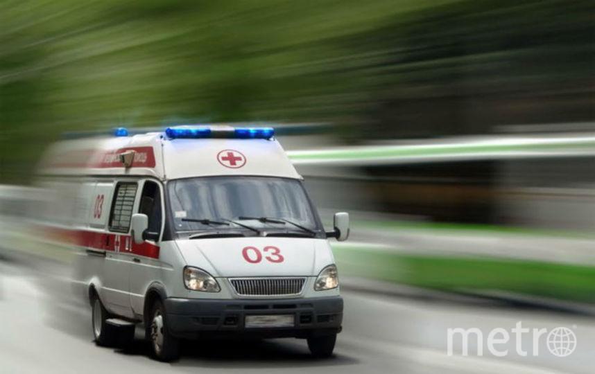 """В Петербурге """"скорая"""" не успела приехать к умирающей пациентке из-за митинга. Фото Фотоархив."""