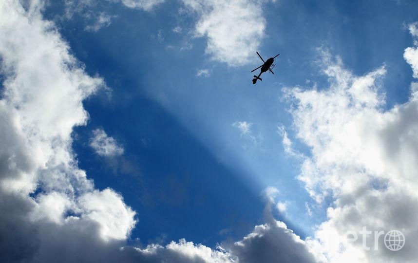 Один человек стал жертвой крушения вертолета вЛатвии наралли «Лиепая»