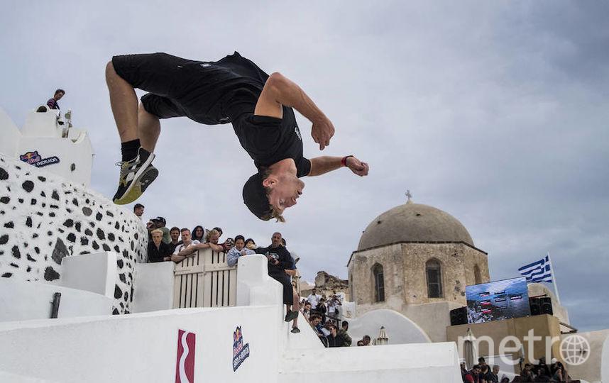 Red Bull Art of Motion – чемпионат мира по фрирану. Фото redbullcontentpool.com
