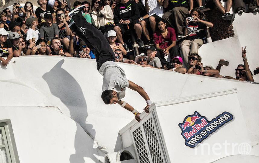 Red Bull Art of Motion проводится ежегодно. Фото redbullcontentpool.com