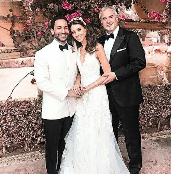 Свадьба Инги Меладзе в октябре 2017- фотоархив. Фото www.instagram.com/vvmmeladze/