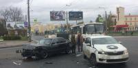В Петербурге в тройном ДТП пострадал 5-месячный младенец
