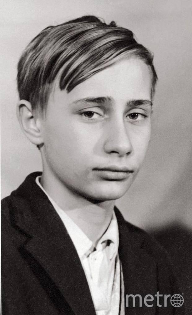 Фото из личного архива. Фото http://putin.kremlin.ru/bio