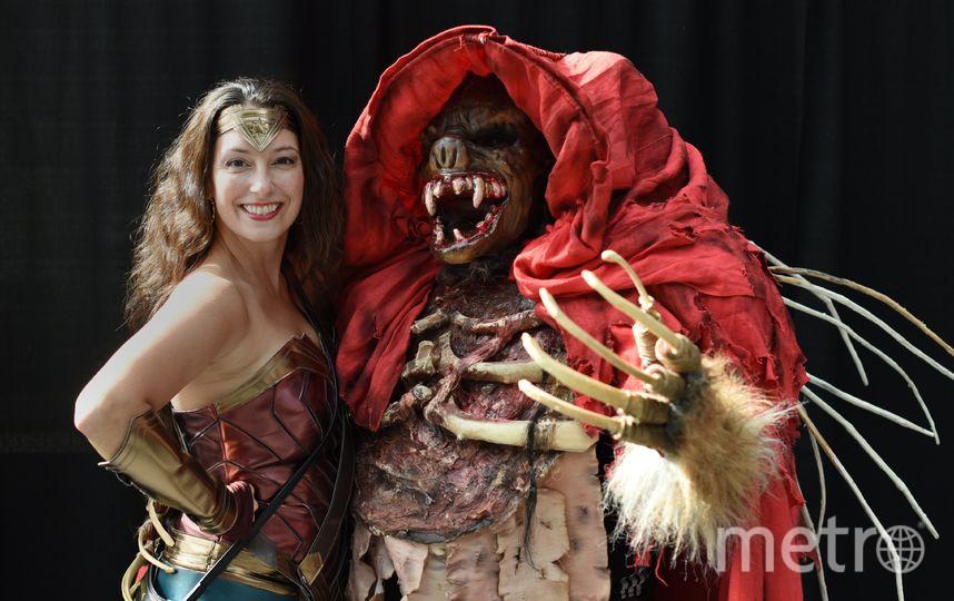 Comic-Con 2017. Фото AFP