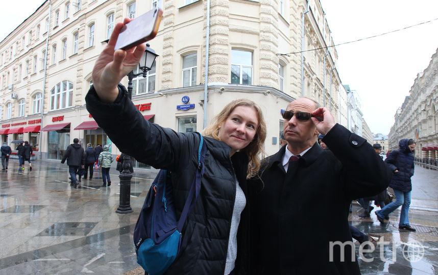 Двойник Путина в Москве принял поздравления за президента. Фото Василий Кузьмичёнок