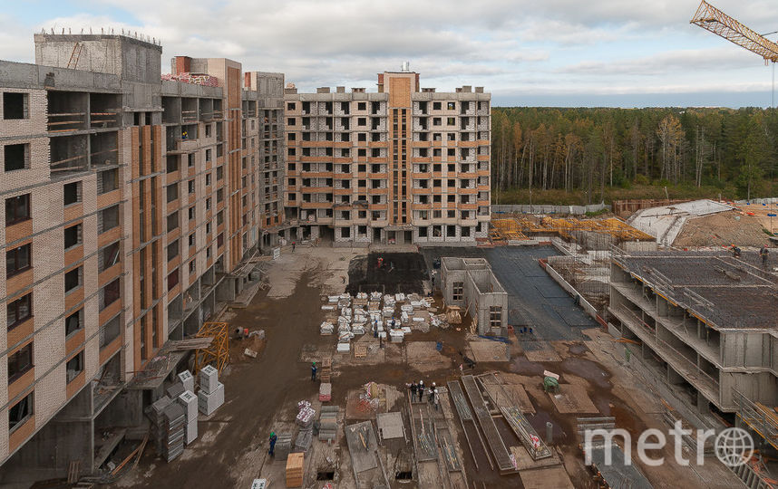 """Комплекс """"Ломоносовъ"""" спроектирован по всем современным требованиям к комфортному жилью.."""