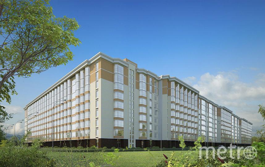 ЖК Ломоносовъ - жилой комплекс в г. Ломоносов рядом с верхним парком и красным прудом.
