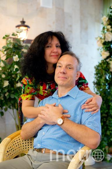 Победители конкурса Татьяна и Алексей. Фото предоставлено победителями конкурса