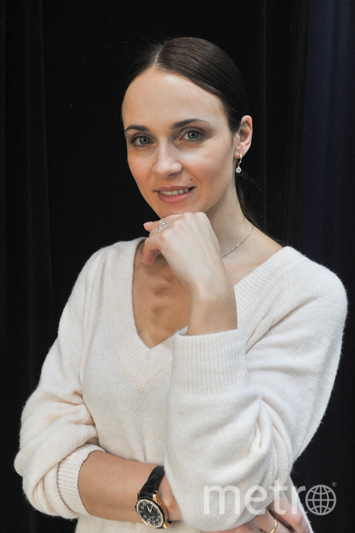 Анна Снаткина. Фото Святослав Акимов.