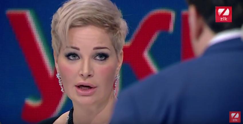 Мария Максакова шокирована версией убийства Дениса Вороненкова. Фото Скриншот Youtube