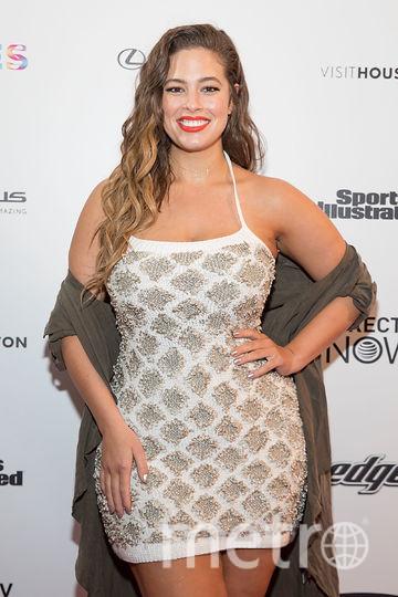 Эшли Грэм рассказала, зачем ей спорт, если она не хочет худеть. Фото Getty